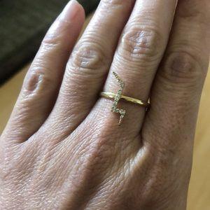 Stella Dot Lightening  ring